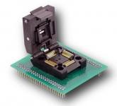 Adapter QFP100-DIP48-CL-S