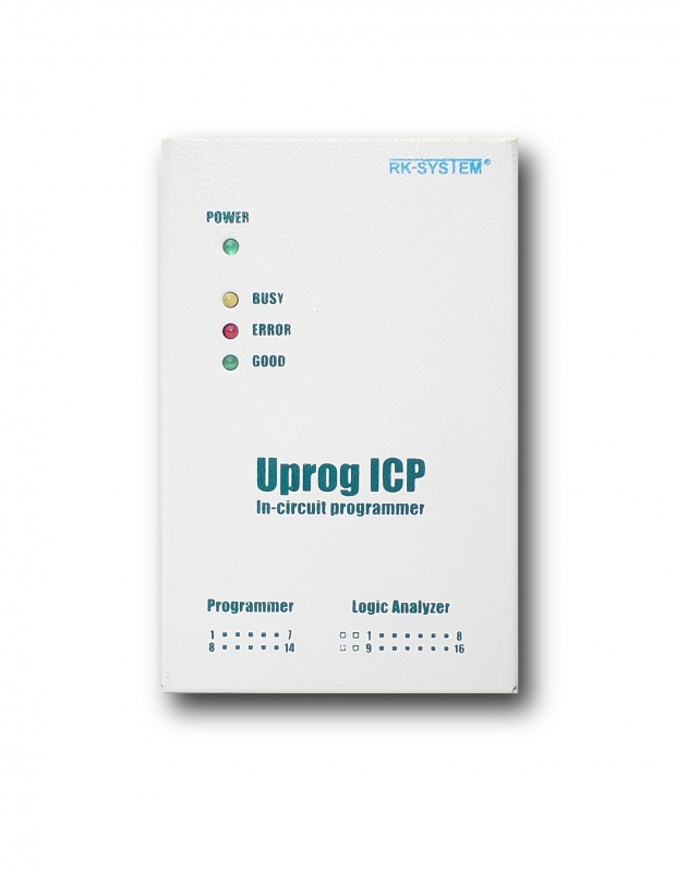 Programatory Uprog ICP