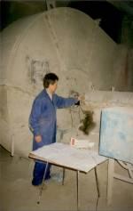 Wyważanie wtentylatora tunelowego w cementowani za pomocą systemu WD-51